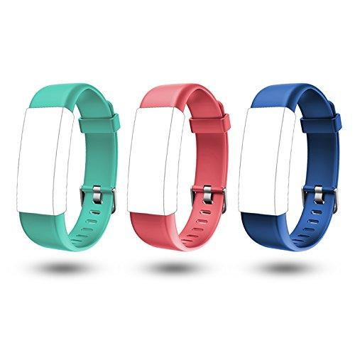 Lintelek Replacement Band Interchangeable Bracelet Strap for ID130Plus HR