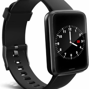 Lintelek H19 Smartwatch Black
