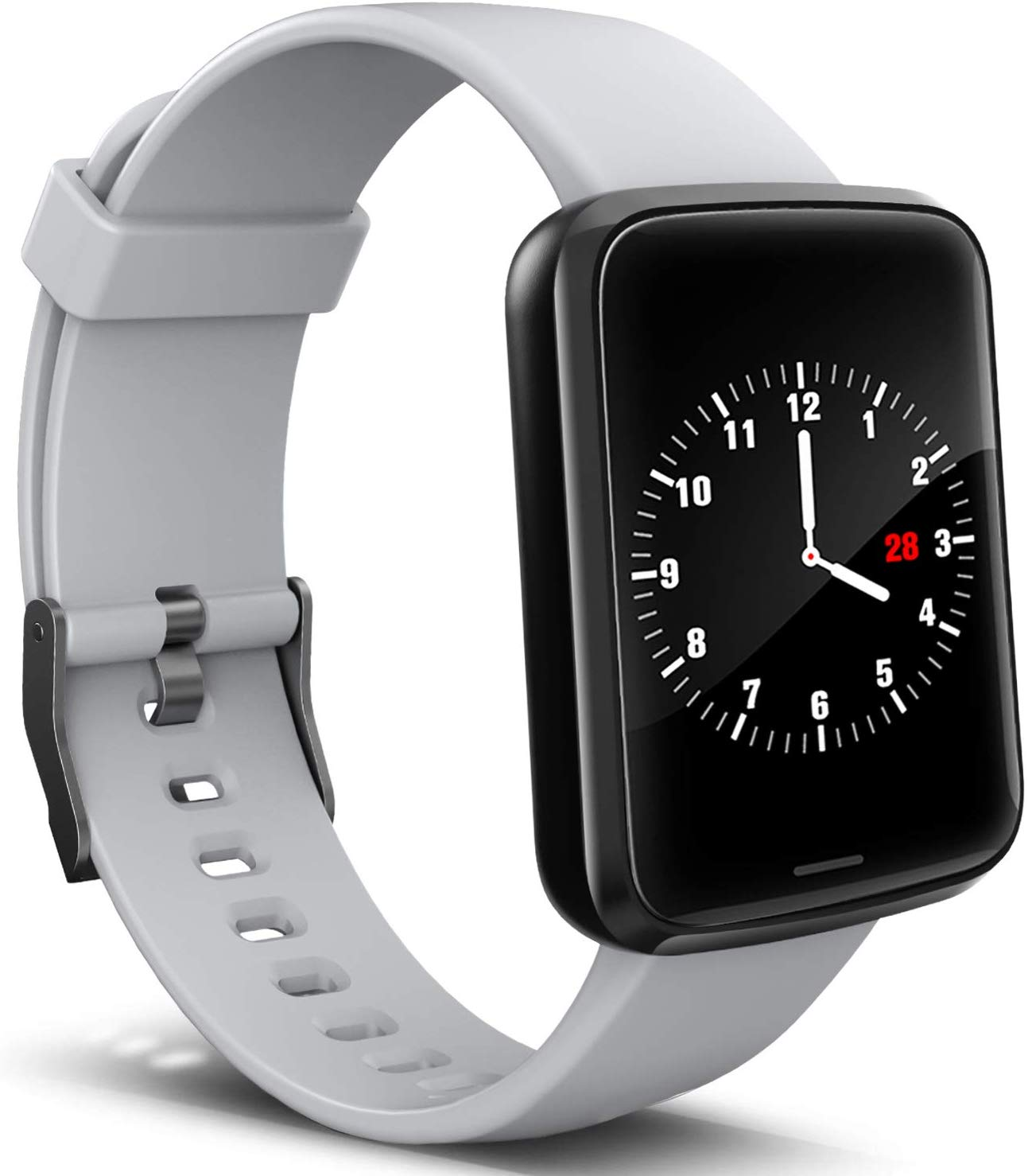 Lintelek H19 Smartwatch Gray