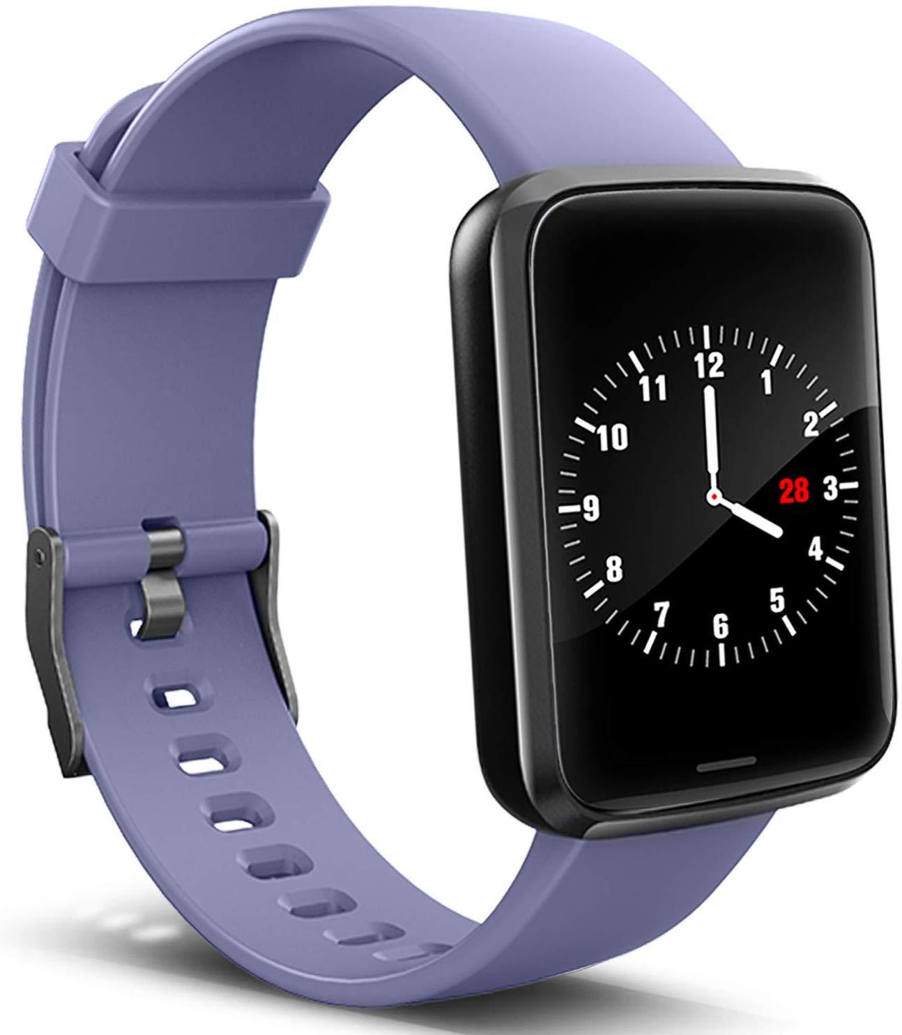 Lintelek H19 Smartwatch Purple
